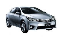 豐田 ALTIS-無菸車